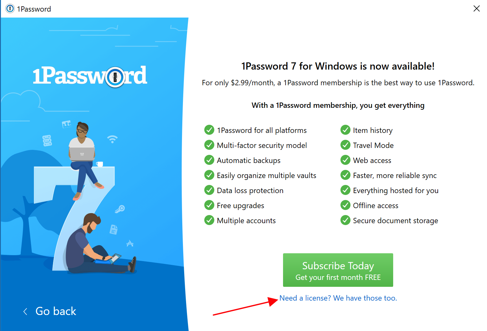 1Password 4 does not support Chrome 72 or later [1Password 7
